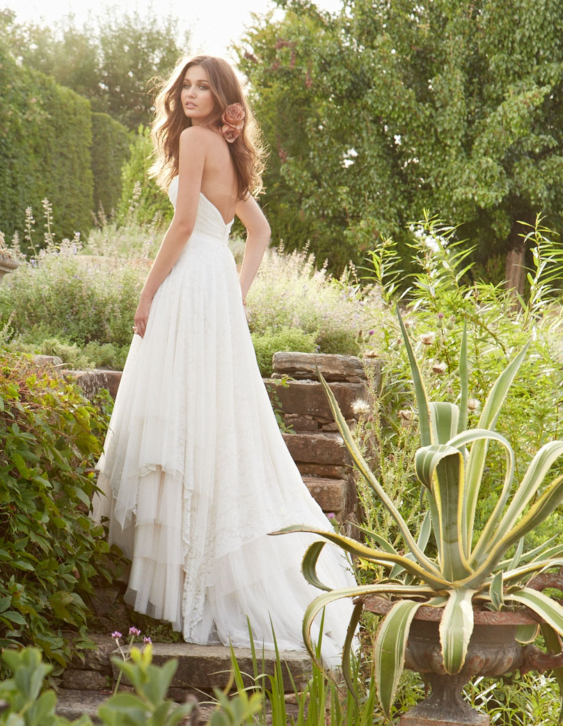 Bridal Gowns and Wedding Dresses from Jim Hjelm Blush