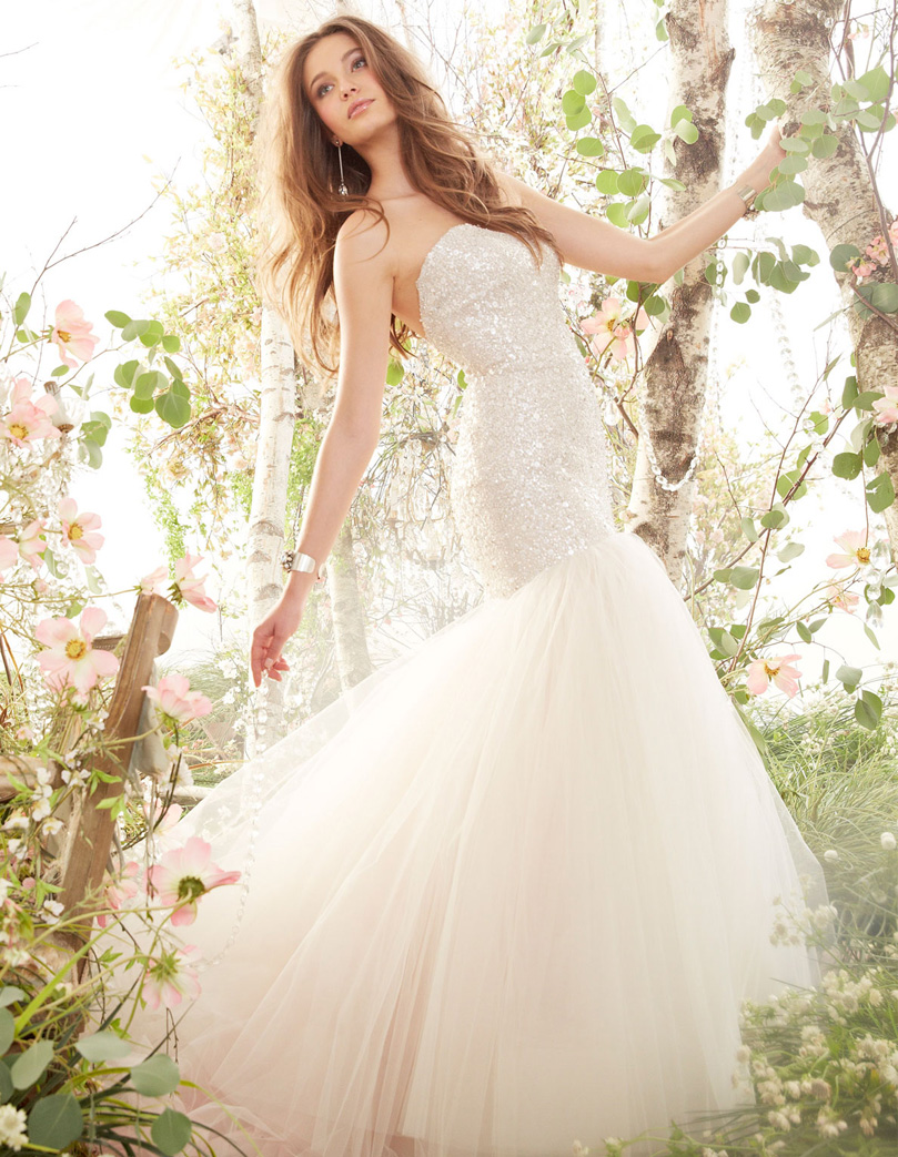 Bridal Gowns by Jim Hjelm