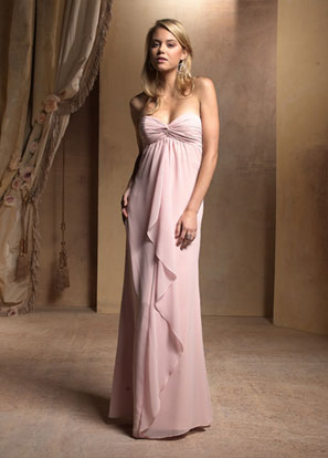 Alvina Valenta Bridesmaids and Special Occasion Dresses Style 9825 by JLM Couture, Inc.