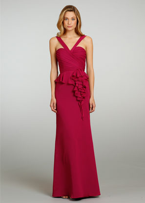 Alvina Maids Bridesmaids and Special Occasion Dresses Style 9332 by JLM Couture, Inc.