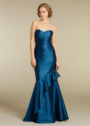 Alvina Valenta Bridesmaids and Special Occasion Dresses Style 9222 by JLM Couture, Inc.