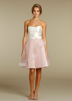 Alvina Valenta Bridesmaids and Special Occasion Dresses Style 9237 by JLM Couture, Inc.