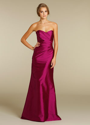 Alvina Maids Bridesmaids and Special Occasion Dresses Style 9225 by JLM Couture, Inc.