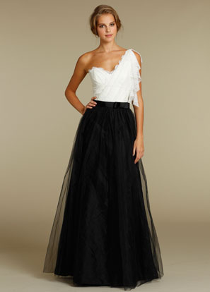 Alvina Valenta Bridesmaids and Special Occasion Dresses Style 9230 by JLM Couture, Inc.