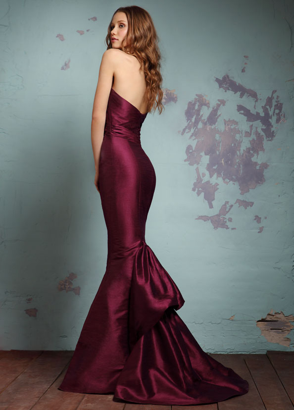 Alvina Valenta Bridesmaids and Special Occasion Dresses Style AV9075 by JLM Couture, Inc.
