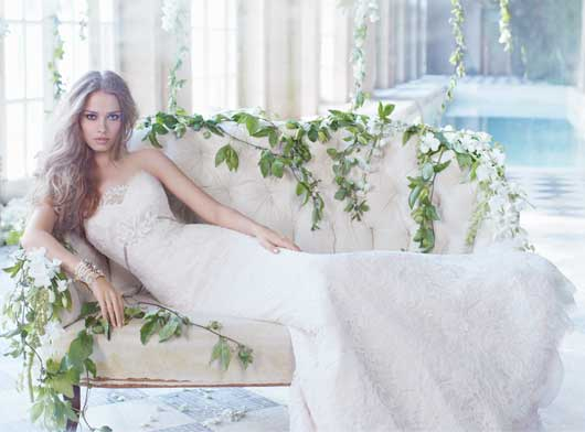 Alvina Valenta Bridal Dresses Style 9352 by JLM Couture, Inc.