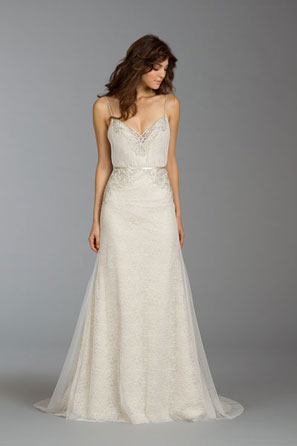 Alvina Valenta Bridal Dresses Style 9409 by JLM Couture, Inc.