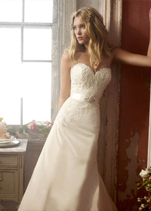 Alvina Valenta Bridal Dresses Style 9904 by JLM Couture, Inc.