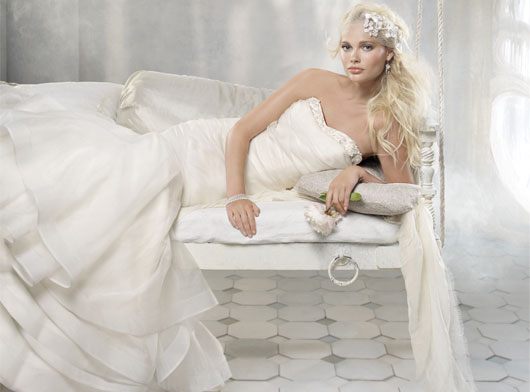 Alvina Valenta Bridal Dresses Style 9150 by JLM Couture, Inc.