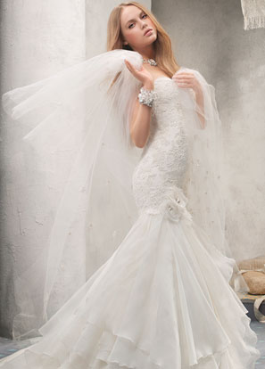 Alvina Valenta Bridal Dresses Style 9100 by JLM Couture, Inc.