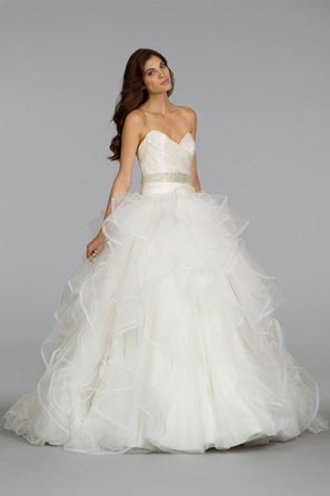 Alvina Valenta Bridal Dresses Style 9415 by JLM Couture, Inc.