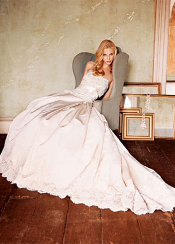 Alvina Valenta Bridal Gowns, Wedding Dresses Style AV9517 by JLM Couture, Inc.