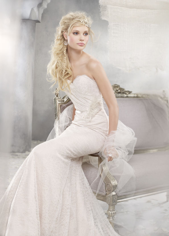 Alvina Valenta Bridal Gowns, Wedding D
