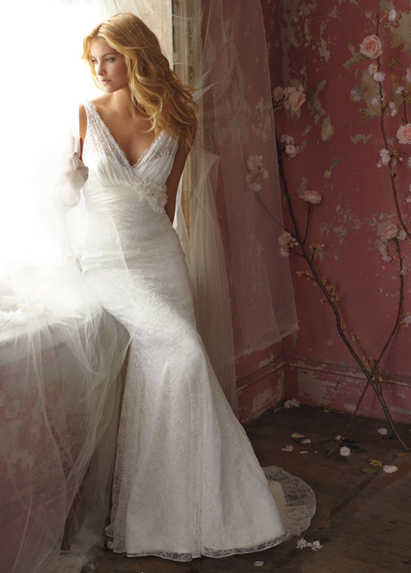 Alvina Valenta Bridal Gowns, Wedding Dresses Style AV9052 by JLM Couture, Inc.