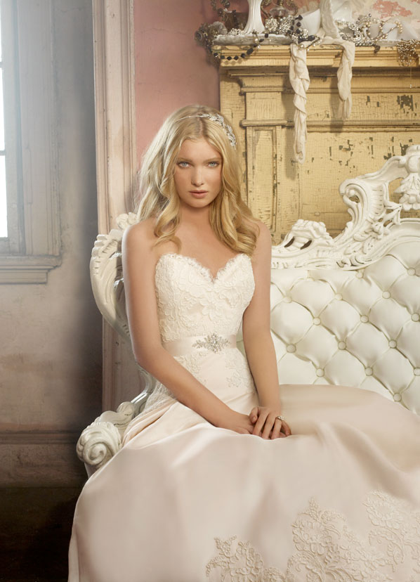 Alvina Valenta Bridal Gowns, Wedding Dresses Style AV9914 by JLM Couture, Inc.