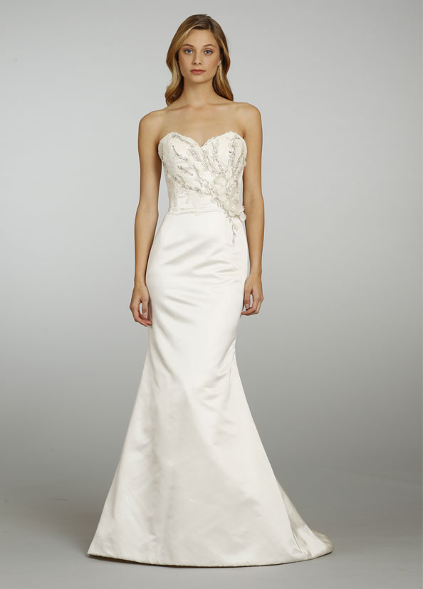 Alvina Valenta Bridal Gowns, Wedding Dresses Style AV9309 by JLM Couture, Inc.