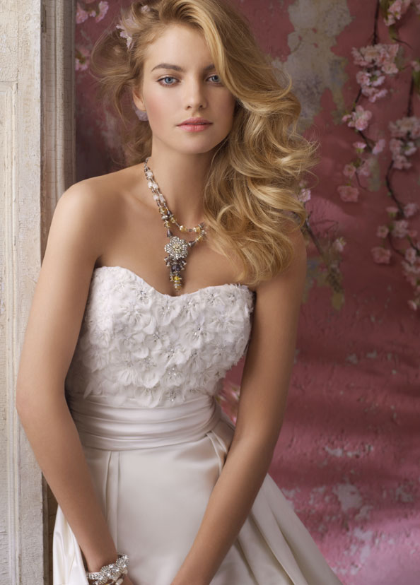 Alvina Valenta Bridal Gowns, Wedding Dresses Style AV9015 by JLM Couture, Inc.