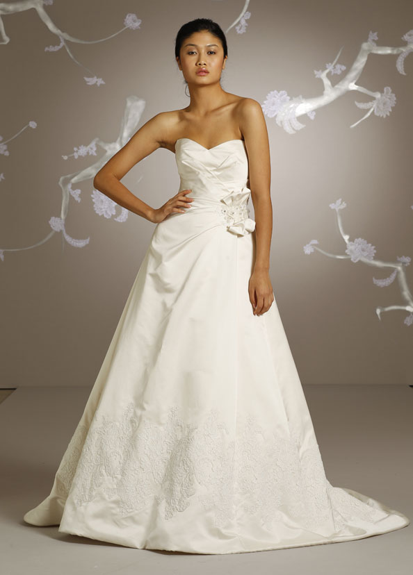 Alvina Valenta Bridal Gowns, Wedding Dresses Style AV9104 by JLM Couture, Inc.