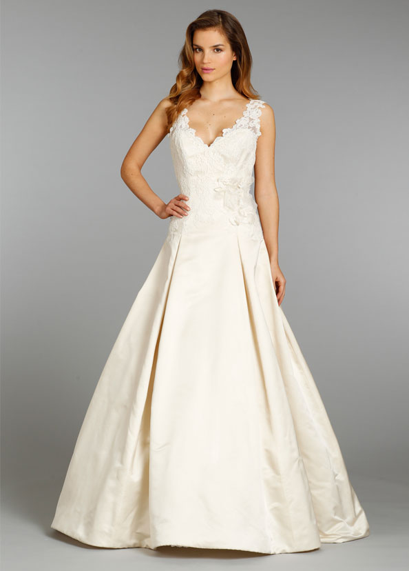 Alvina Valenta Bridal Gowns, Wedding Dresses Style AV9357 by JLM Couture, Inc.