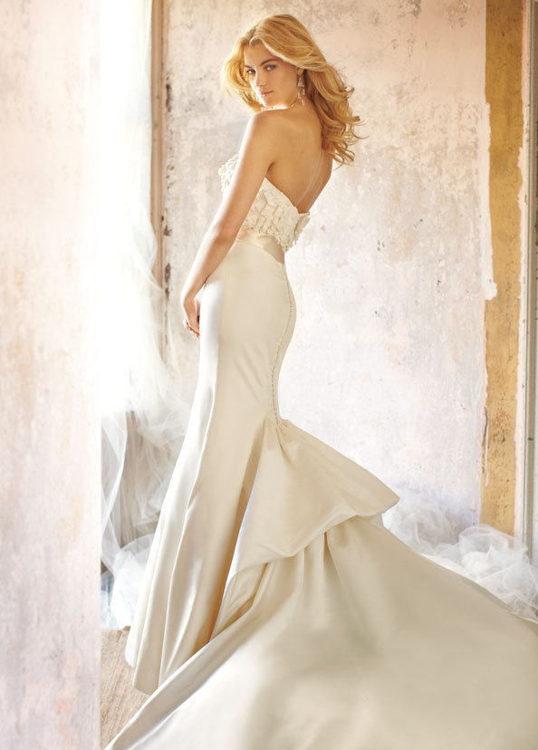 Alvina Valenta Bridal Gowns, Wedding Dresses Style AV9060 by JLM Couture, Inc.