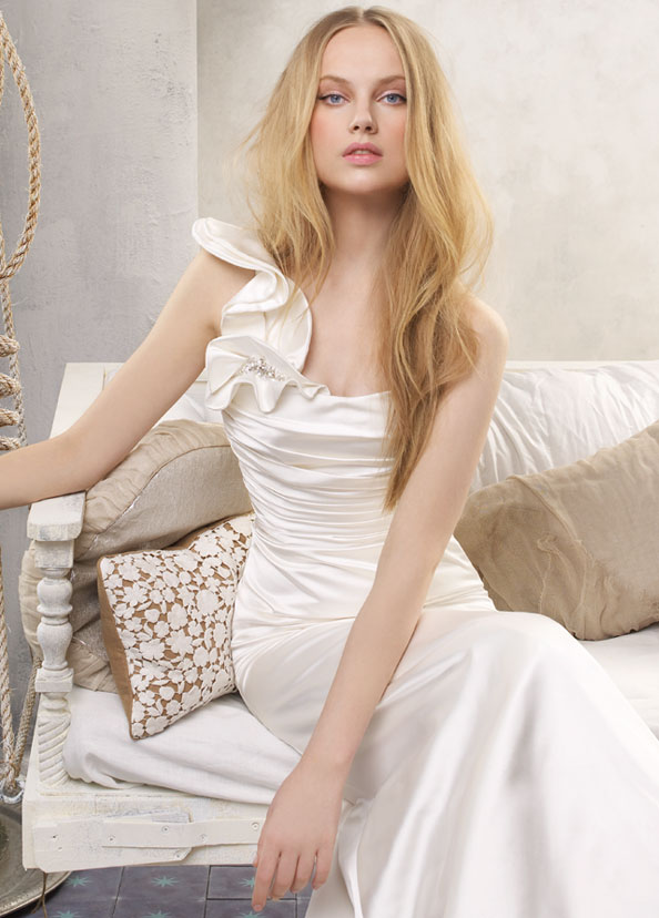 Alvina Valenta Bridal Gowns, Wedding Dresses Style AV9109 by JLM Couture, Inc.