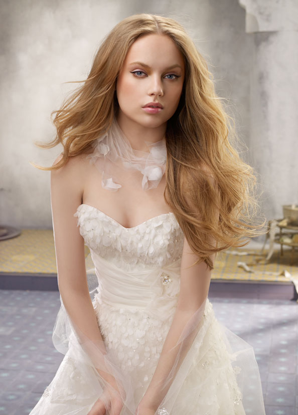 Alvina Valenta Bridal Gowns, Wedding Dresses Style AV9115 by JLM Couture, Inc.