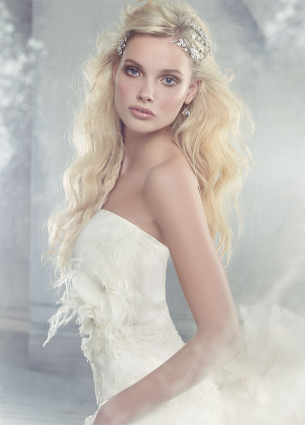 Alvina Valenta Bridal Gowns, Wedding Dresses Style AV9304 by JLM Couture, Inc.