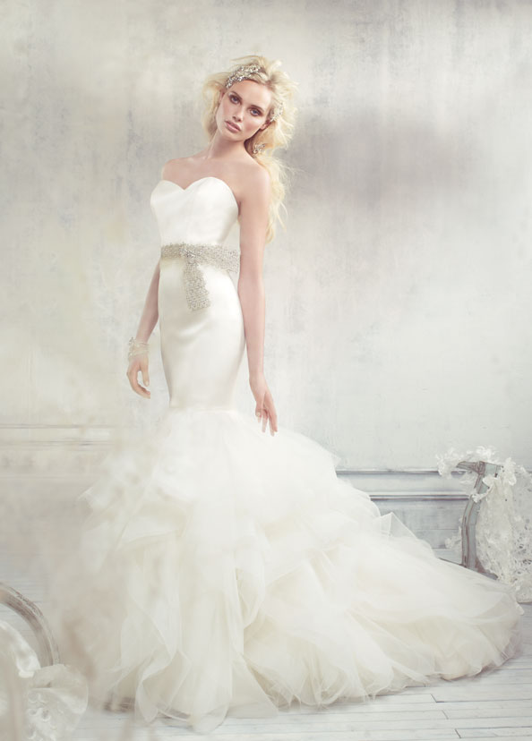 Alvina Valenta Bridal Gowns, Wedding Dresses Style AV9307 by JLM Couture, Inc.