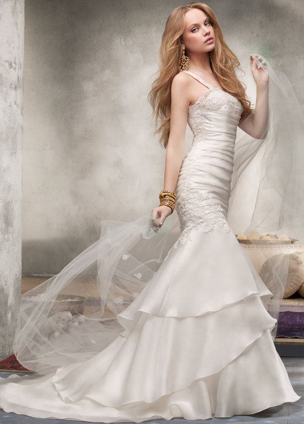 Alvina Valenta Bridal Gowns, Wedding Dresses Style AV9101 by JLM Couture, Inc.