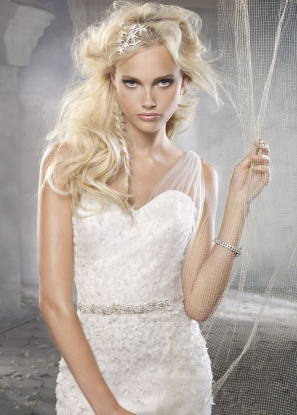 Alvina Valenta Bridal Gowns, Wedding Dresses Style AV9160 by JLM Couture, Inc.