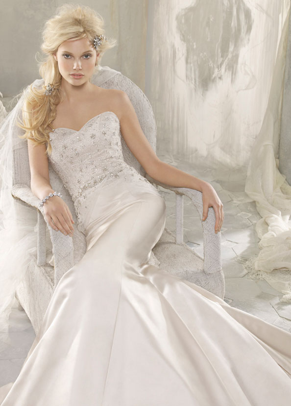Alvina Valenta Bridal Gowns, Wedding Dresses Style AV9210 by JLM Couture, Inc.