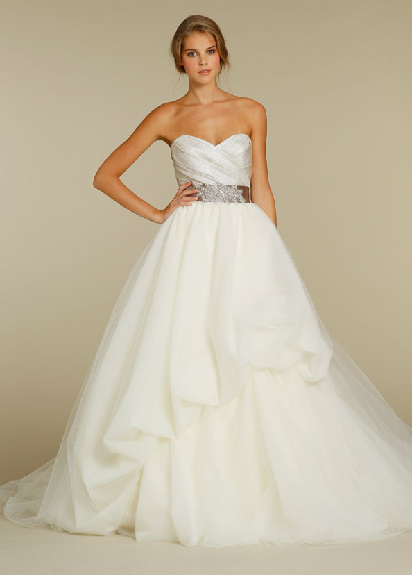 Alvina Valenta Bridal Gowns, Wedding Dresses Style AV9211 by JLM Couture, Inc.