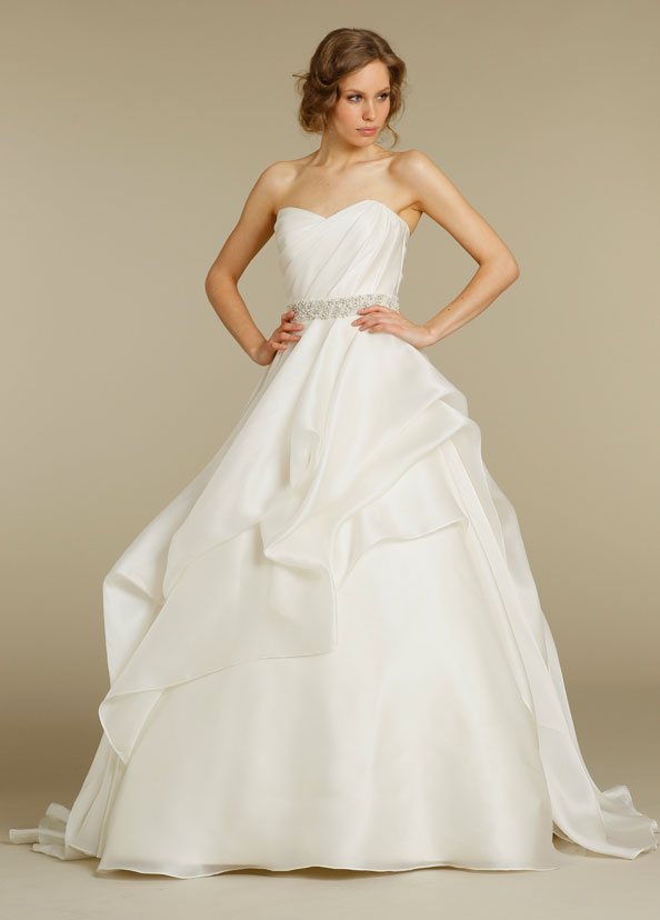 Alvina Valenta Bridal Gowns, Wedding Dresses Style AV9201 by JLM Couture, Inc.