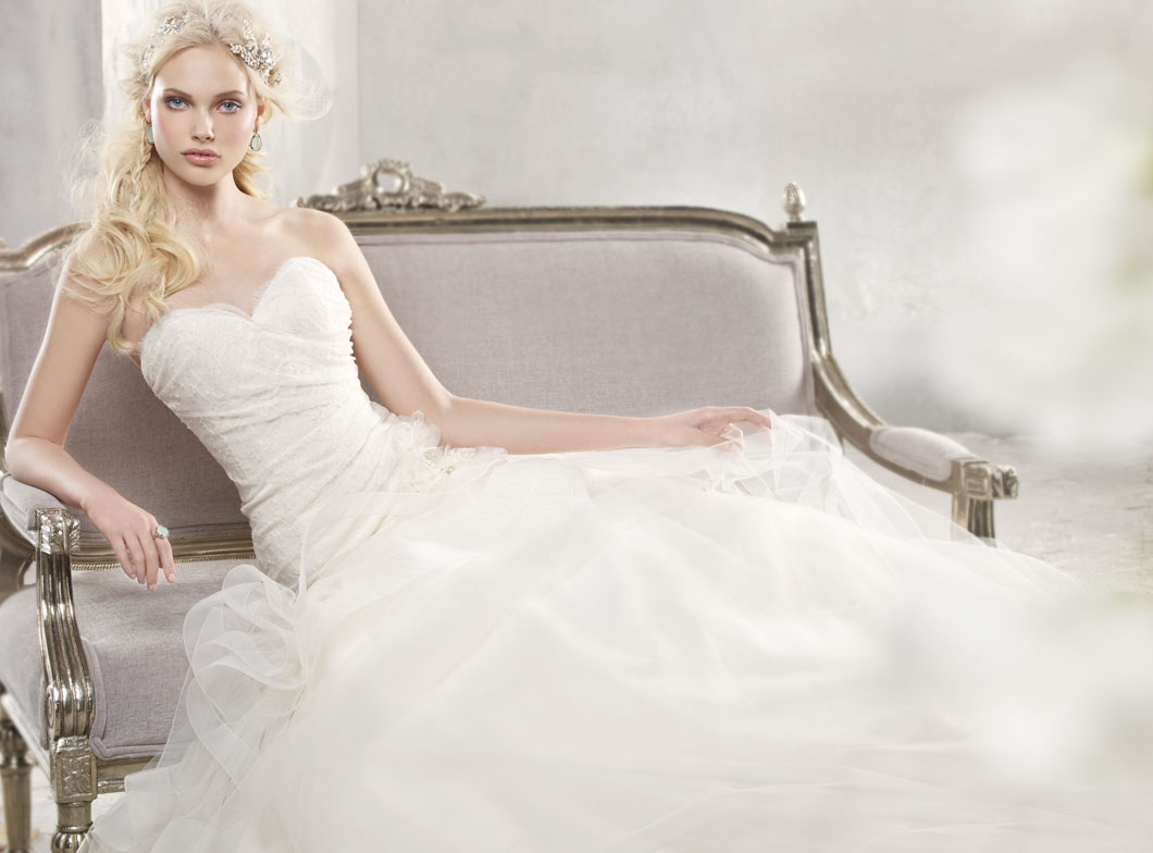 Alvina Valenta Bridal Gowns, Wedding Dresses Style AV9252 by JLM Couture, Inc.