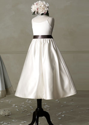 Alvina Maids Flower Girl Dresses Style 660 by JLM Couture, Inc.