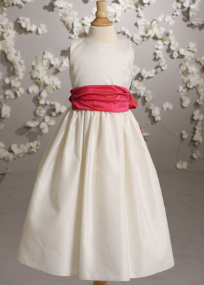 Alvina Maids Flower Girl Dresses Style 503 by JLM Couture, Inc.