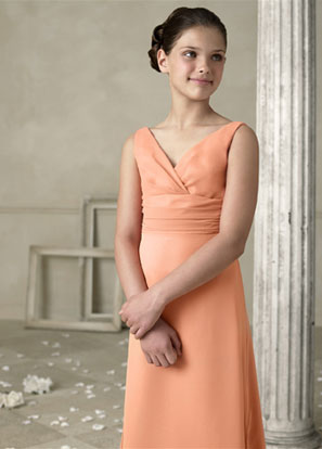 Alvina Maids Junior Bridesmaid Dresses Style 656 by JLM Couture, Inc.