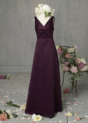 Alvina Maids Junior Bridesmaid Gowns Style 801 by JLM Couture, Inc.