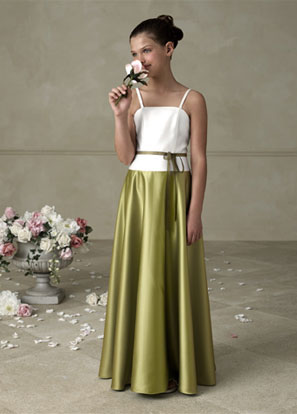 Alvina Valenta Junior Bridesmaid Gowns Style 657 by JLM Couture, Inc.
