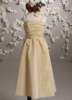 Alvina Maids Junior Bridesmaid Gowns Style 504 by JLM Couture, Inc.