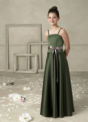 Alvina Valenta Junior Bridesmaid Gowns Style 658 by JLM Couture, Inc.