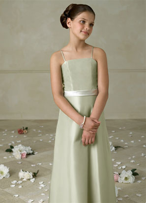 Alvina Maids Junior Bridesmaid Gowns Style 655 by JLM Couture, Inc.