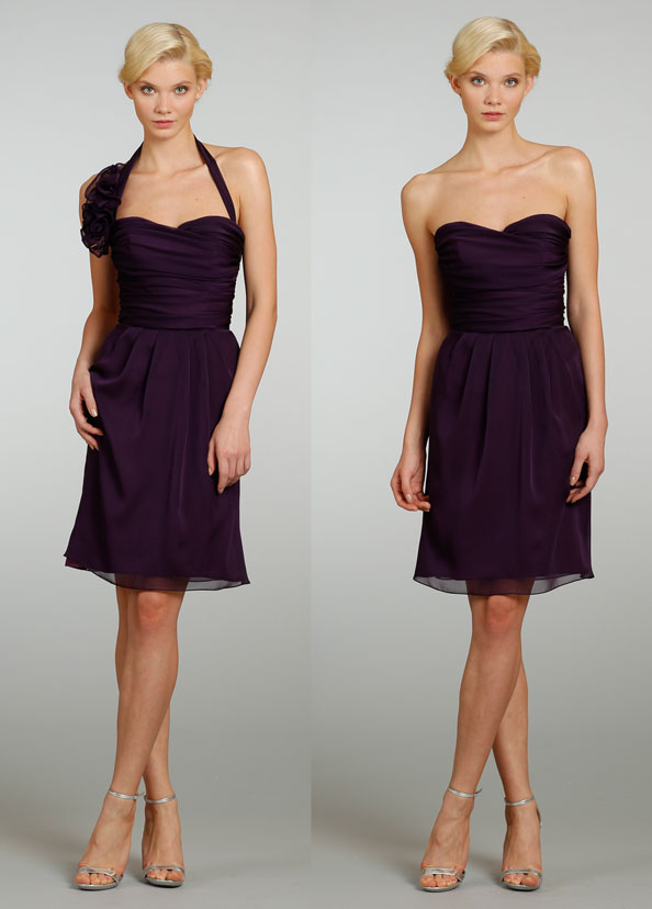 Bella Bridesmaid Bridesmaids and Special Occasion Dresses Style A308 by JLM Couture, Inc.