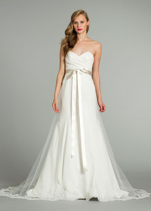Jim Hjelm Blush Bridal Dresses Style 1254 by JLM Couture, Inc.