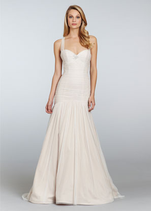 Jim Hjelm Blush Bridal Dresses Style 1300 by JLM Couture, Inc.