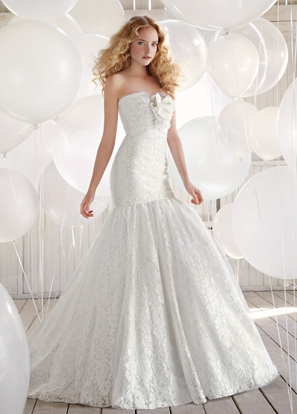 Jim Hjelm Blush Bridal Dresses Style 1210 by JLM Couture, Inc.