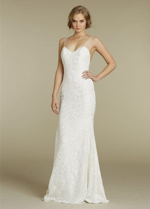 Jim Hjelm Blush Bridal Dresses Style 1202 by JLM Couture, Inc.