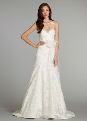 Jim Hjelm Blush Bridal Dresses Style 1250 by JLM Couture, Inc.