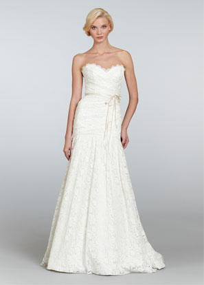 Jim Hjelm Blush Bridal Dresses Style 1301 by JLM Couture, Inc.
