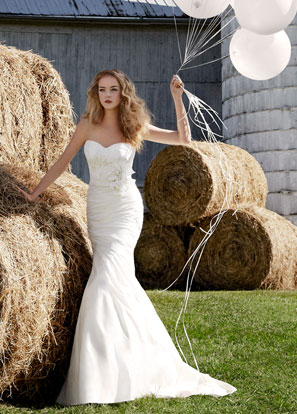 Jim Hjelm Blush Bridal Dresses Style 1200 by JLM Couture, Inc.